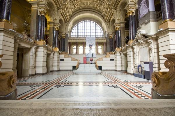 Будапештский этнографический музей