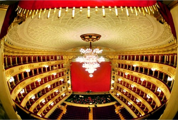 Миланский оперный театр «Ла Скала»