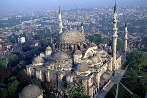 Мечеть Сулеймана
