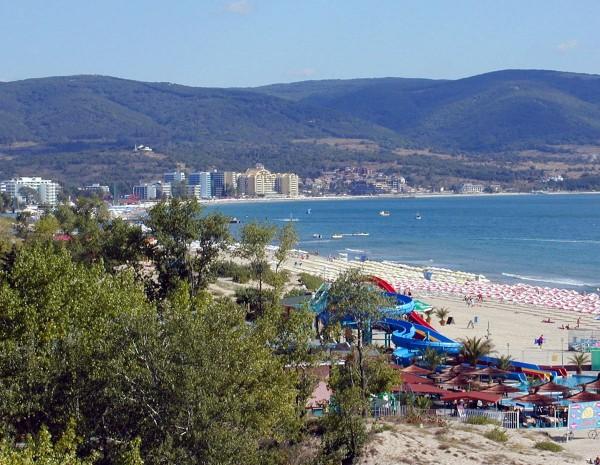 Отдых в Болгарии - Солнечный берег
