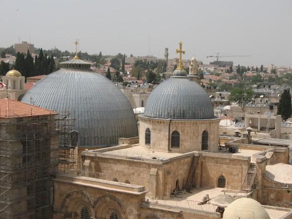 Храм Гроба Господня (Воскресения Христова)