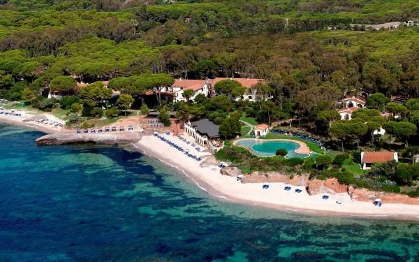 Отель Is Morus Relais 4* в Сардинии
