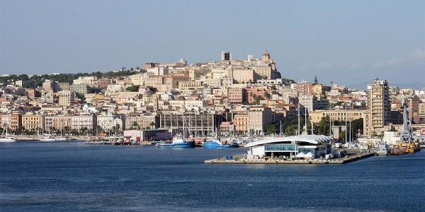Кальяри - столица Сардинии