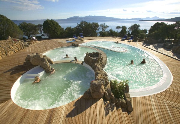 Отель Capo D'Orso Hotel Thalasso & Spa 5* в Сардинии