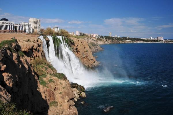 Анталия - Водопады Дюден