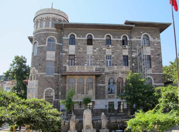 Измир - Этнографический музей