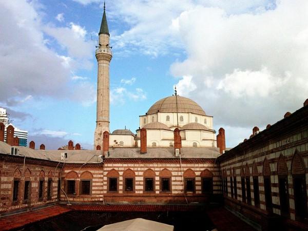 Измир - мечеть Хисар