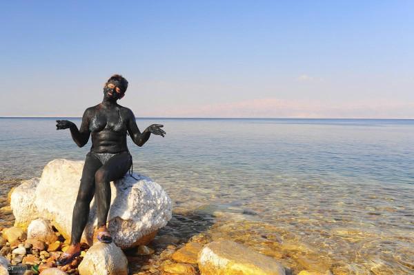 Грязевые обертывания на мертвом море
