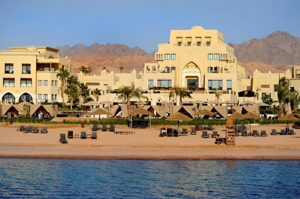 Иордания (отель Radisson Blu Tala Bay)