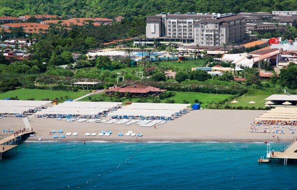 Кызылагач - отель Sunrise Resort Hotel (ex Asteria Elita Resort) 5*