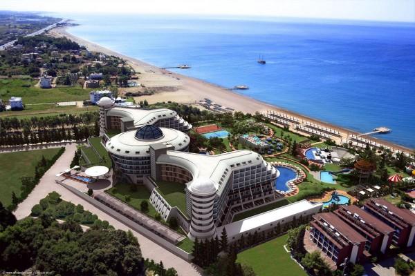 Кызылот - отель Sea Planet Resort&Spa