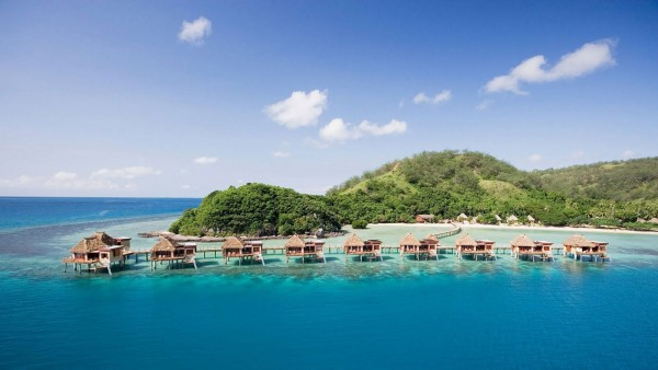 Отель Likuliku Lagoon Resort 5* (о. Маманука, Фиджи)