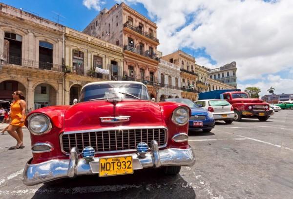 Транпорт на Кубе