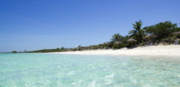 Куба - пляж Санта Мария