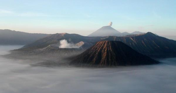 Ява - Вулкан Бромо