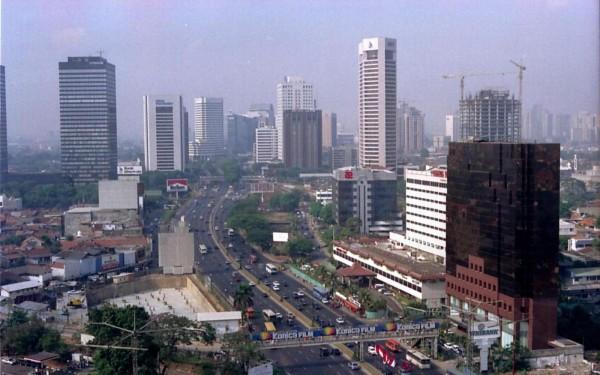 Джакарта - столица Индонезии