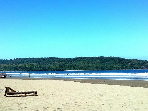 Пляж Пангандаран на юге острова Ява
