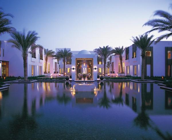 Отель The Chedi Muscat 5* (Маскат, Оман)