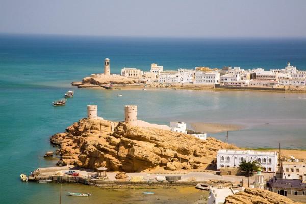 Самобытный Оман - город Сура