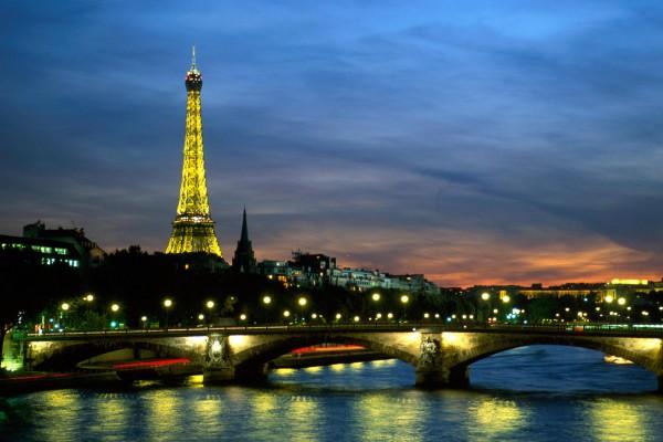 Романтические нотки Парижа