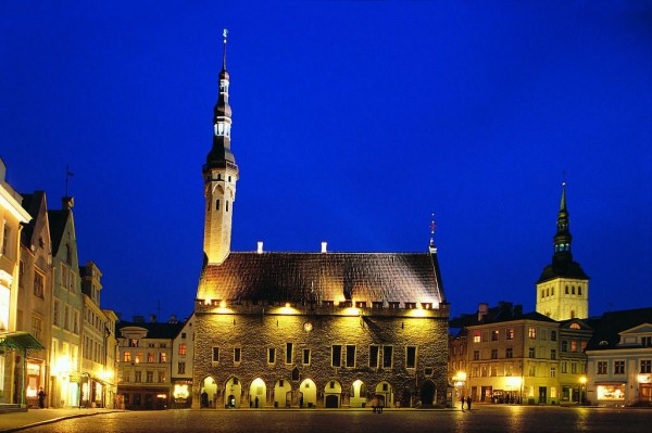 Таллин: сказка средневековья