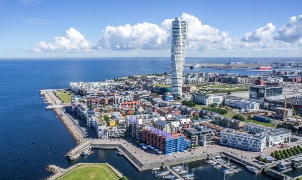 Мальме - культурная столица Швеции