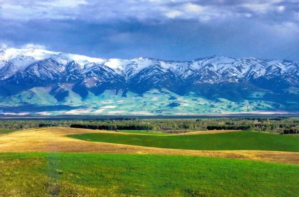 Курорты и достопримечательности Казахстана