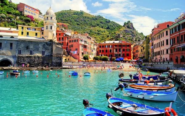 Италия - чудесная страна для отдыха