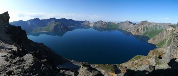 Озеро Тяньчи – Небесное озеро