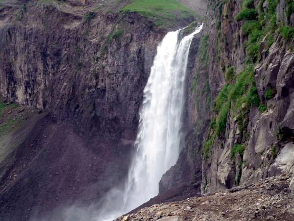 Озеро Тяньчи – водопад