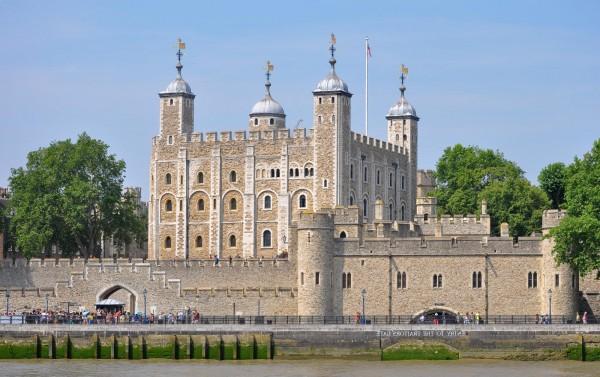 Лондонский Тауэр - история символа города