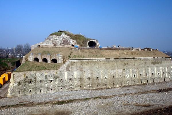 Форт Святого Петра в Маастрихте