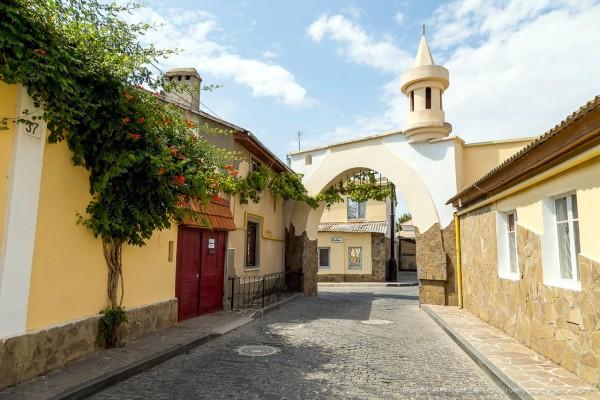 Старый город в Евпатории