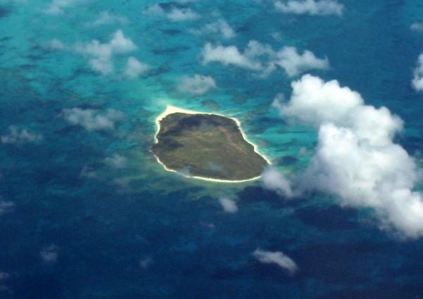 Лисянский - гавайский остров, открытый русским мореплавателем