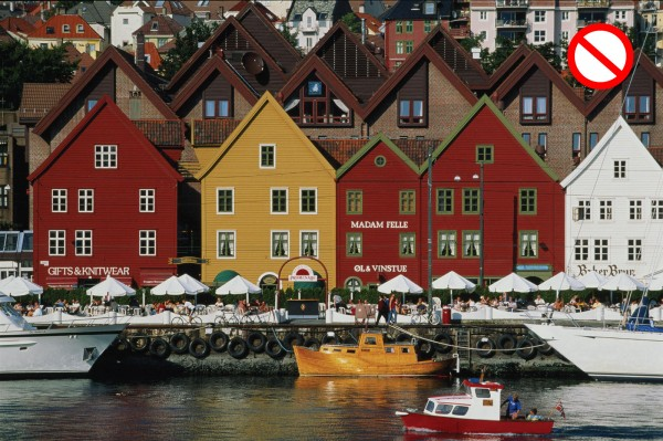 Не делайте этого в Норвегии: 7 простых правил