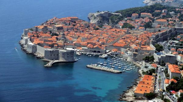 Дубровник - жемчужина Хорватии