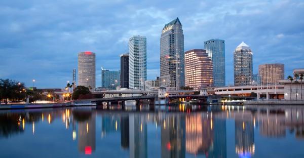 Тампа – жемчужина Флориды
