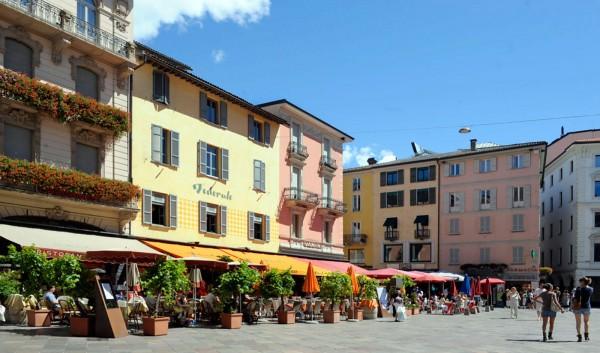 Пиццерия в Лугано