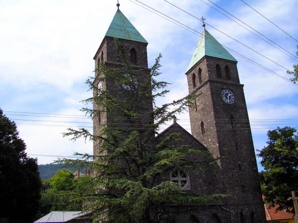 Церковь Св. Имре в Бадачоньтомайе