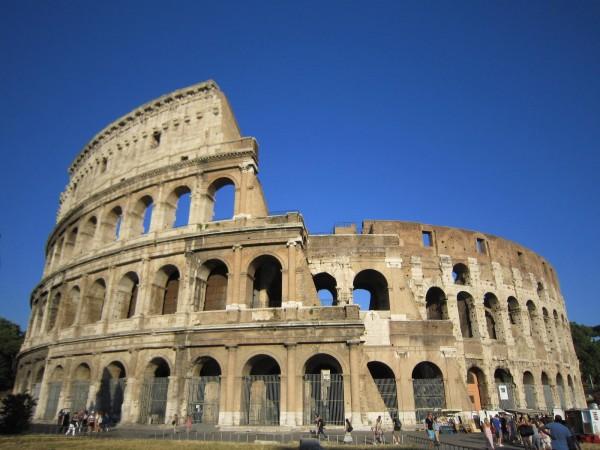 Римский Колизей: бремя былых страстей…