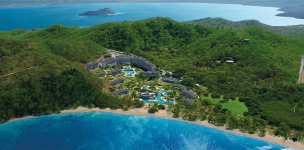 Отель Dreams Las Mareas на западном побережье Коста-Рики