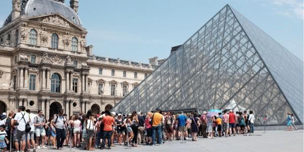 Как избежать очередей в Париже